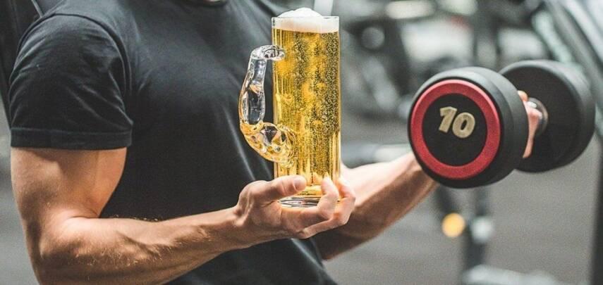 Как пиво влияет на скелет