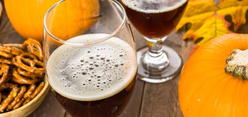История тыквенного пива